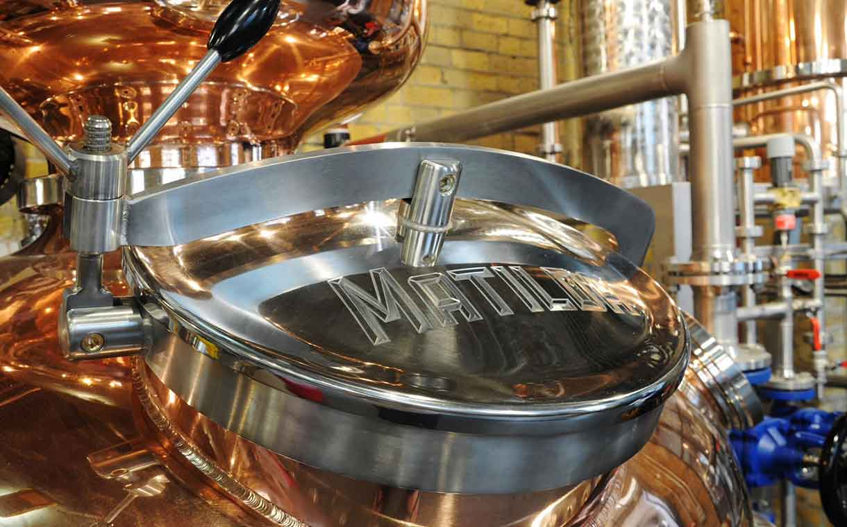 The London Distillery Company signs distribution deals in Asia