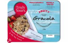 Truly Yours introduces granola and yogurt snack pack range
