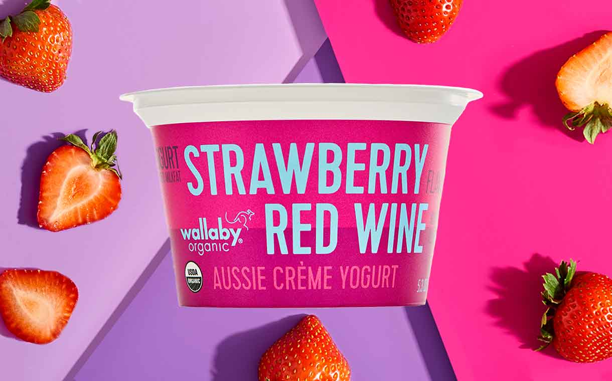 Danone launches Wallaby line of Aussie Crème Yogurts in the US