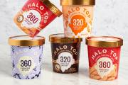 Halo Top expands non-dairy ice creams with three new products
