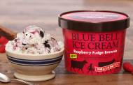 Blue Bell launches raspberry fudge brownie ice cream