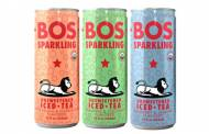Bos Brands introduces range of unsweetened sparkling iced teas