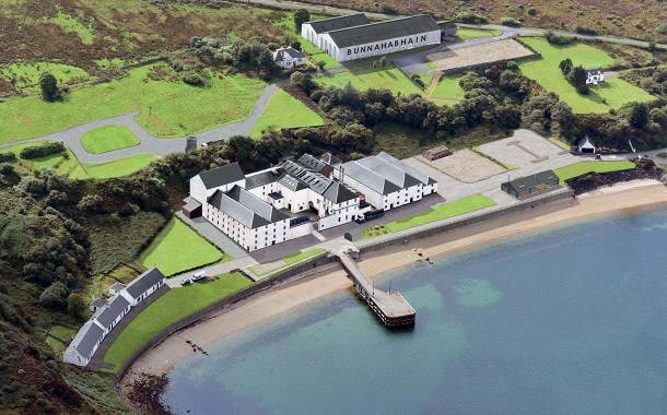 Bunnahabhain invests £10.5m to upgrade its Scottish distillery