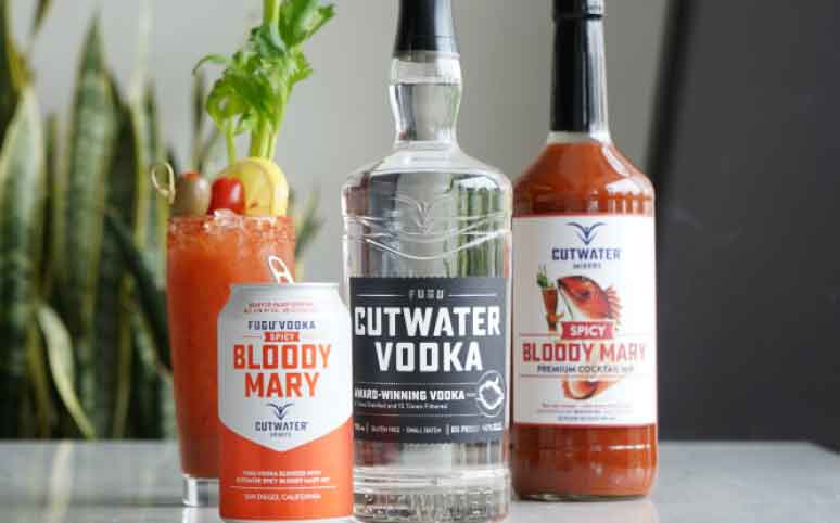 Anheuser-Busch acquires canned cocktail maker Cutwater Spirits