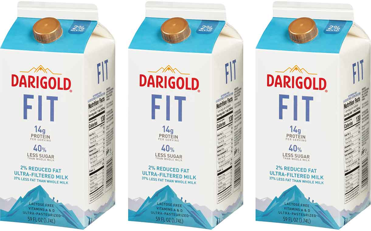 Darigold uses ultrafiltration to develop new high-protein milk