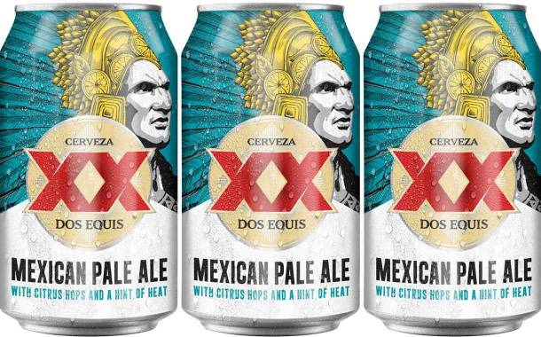 Heineken introduces Dos Equis Mexican Pale Ale to off-premise