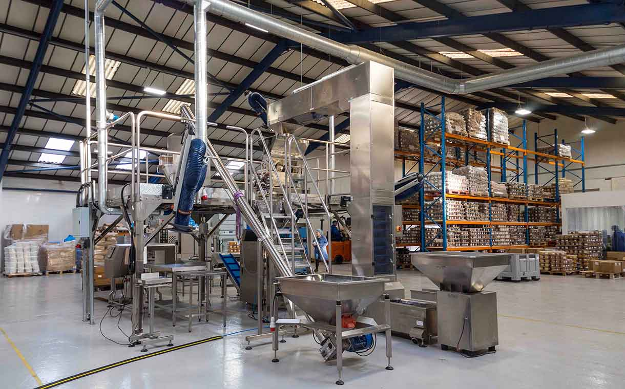 a8bea488cd EHL Ingredients invests £1m to expand facility in Stockport, UK ...