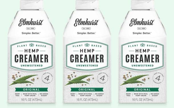 Elmhurst 1925 to release a hemp creamer and new oat-based drink