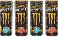 Coca-Cola European Partners releases Espresso Monster line