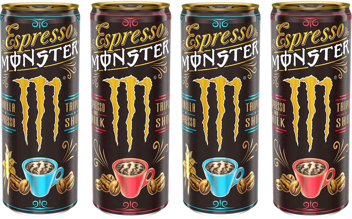 Espresso Monster