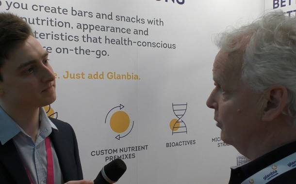 Interview: Healthy snacking a key trend for Glanbia Nutritionals