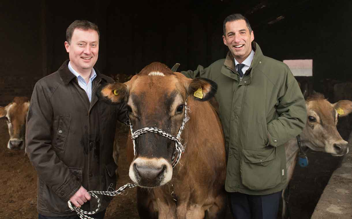 Graham's The Family Dairy inks partnership with Aldi worth £55m