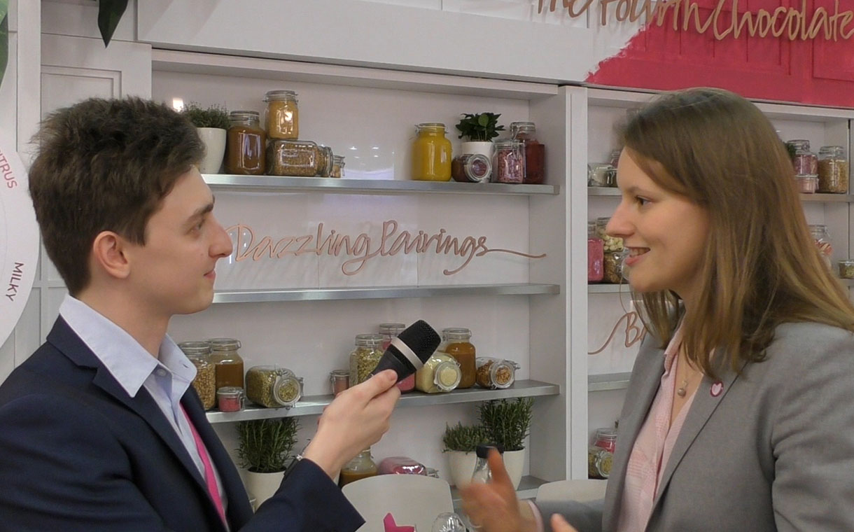 Interview: Ruby chocolate, the food trend to watch out for