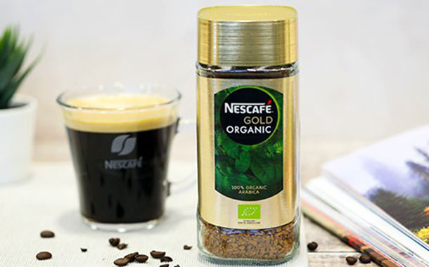 Nestlé releases first organic Nescafé Gold variant in the UK