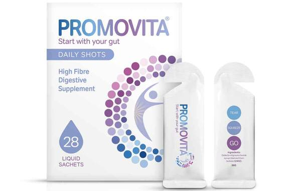 Dairy Crest releases Promovita high-fibre digestive supplement