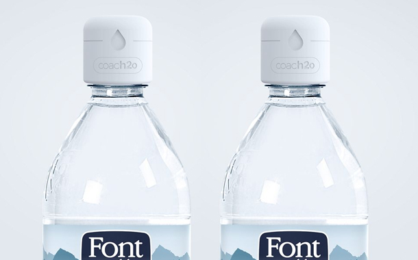 Danone adds 'hydration coaching' cap to Font Vella bottled water