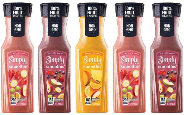 Coca-Cola unveils ready-to-drink Simply Beverages smoothie line