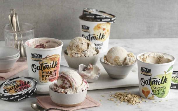 So Delicious Dairy Free launches Oatmilk Frozen Desserts range