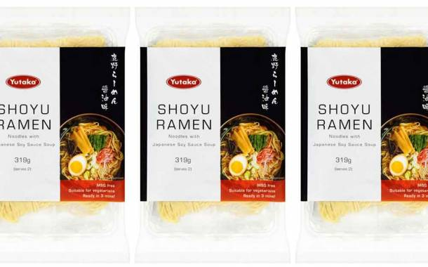 Yutaka offers 'authentic taste of Japan' with new frozen noodles