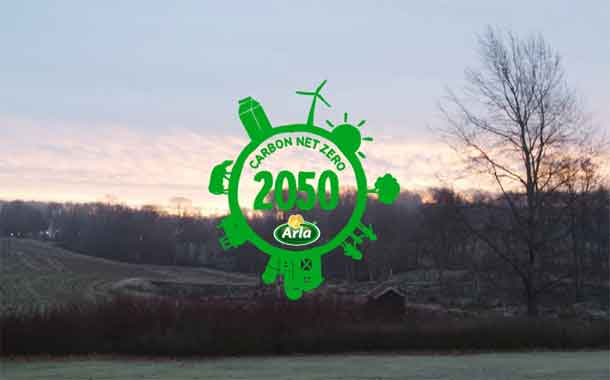 Arla Foods looks to cut carbon emissions by 30% in next decade