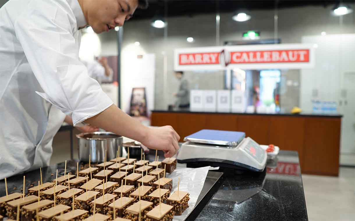 Barry Callebaut expands in China with Beijing chocolate academy