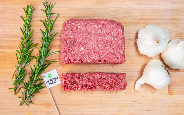 Beyond Meat adds Beyond Beef to its meat alternative range
