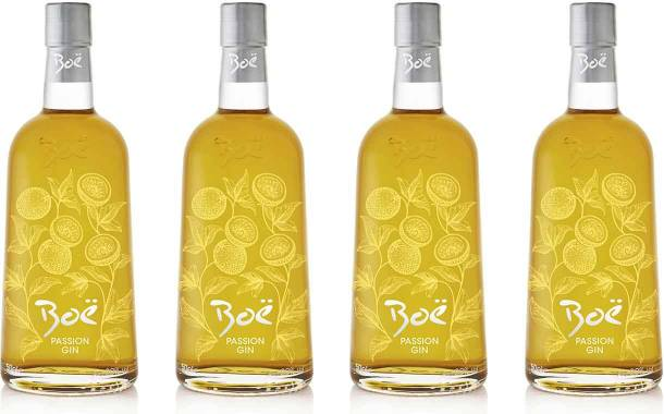 Passion fruit gin: Scotland's Boë Gin debuts 'tropical' new flavour