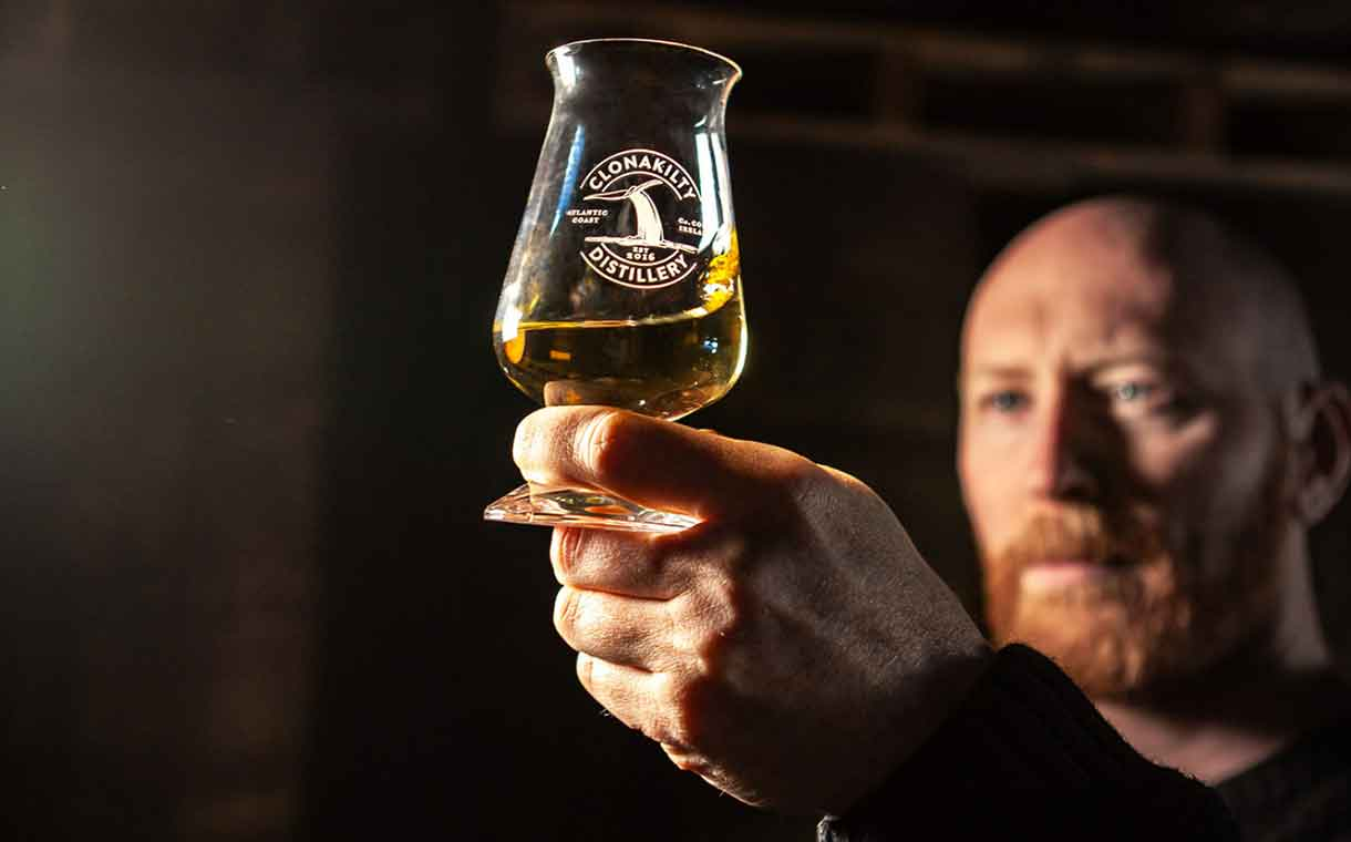 Irish whiskey distillers enjoying a 'global renaissance' of their spirit