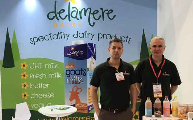 Delamere Dairy enters Australian market with goat's butter deal