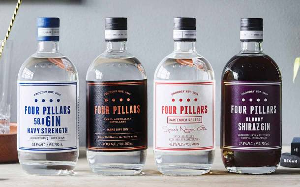 Kirin's Lion acquires 50% stake in Australian gin maker Four Pillars