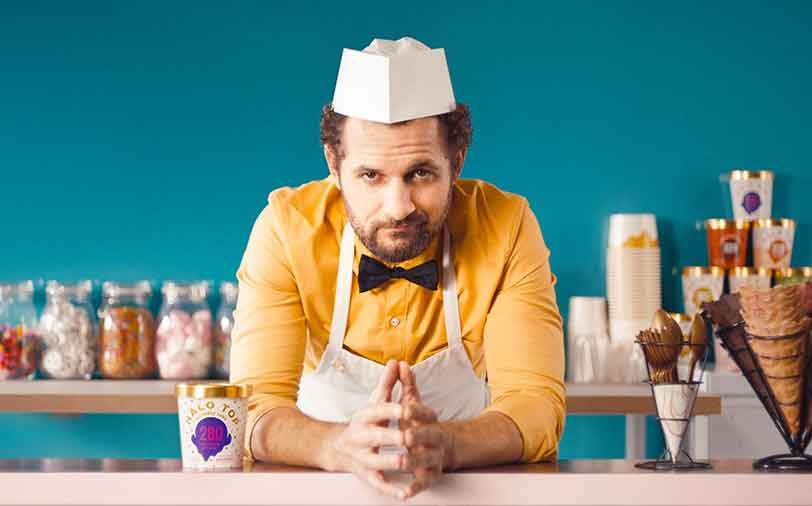 Halo Top begins first nationwide television campaign in the US