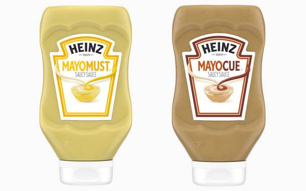 Heinz adds Mayocue and Mayomust to its fusion sauce line