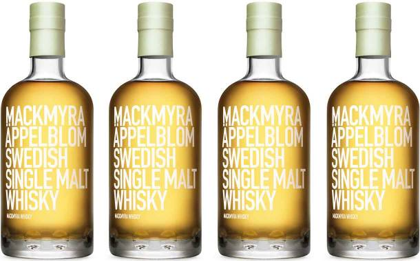 Mackmyra creates single malt whisky using ex-calvados casks