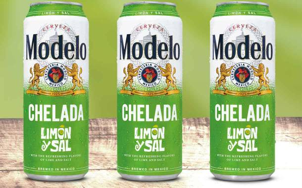 Constellation Brands introduces Modelo Chelada Limón y Sal in US
