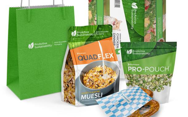 ProAmpac releases new range of sustainable packaging products