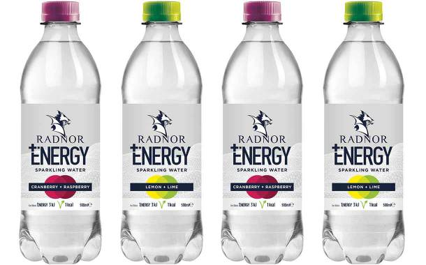 Radnor Hills to launch zero-sugar range of natural energy drinks