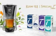 Nestlé and Kusmi Tea collaborate to create new tea capsules