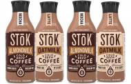 Danone North America releases two dairy-free Stok cold brews