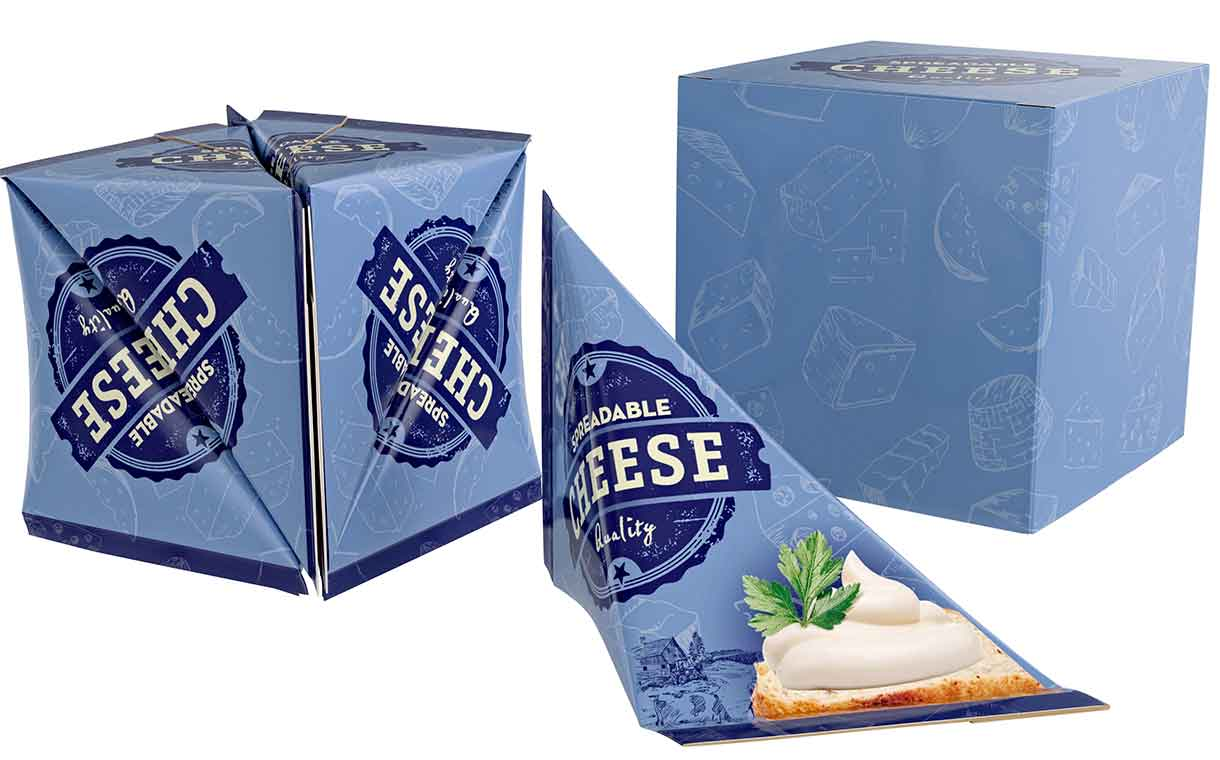 Tetra Pak aims to optimise use of space with new Cube packaging