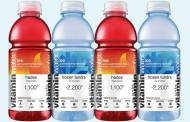 Coca-Cola adds to Vitaminwater range with Fire and Ice variants