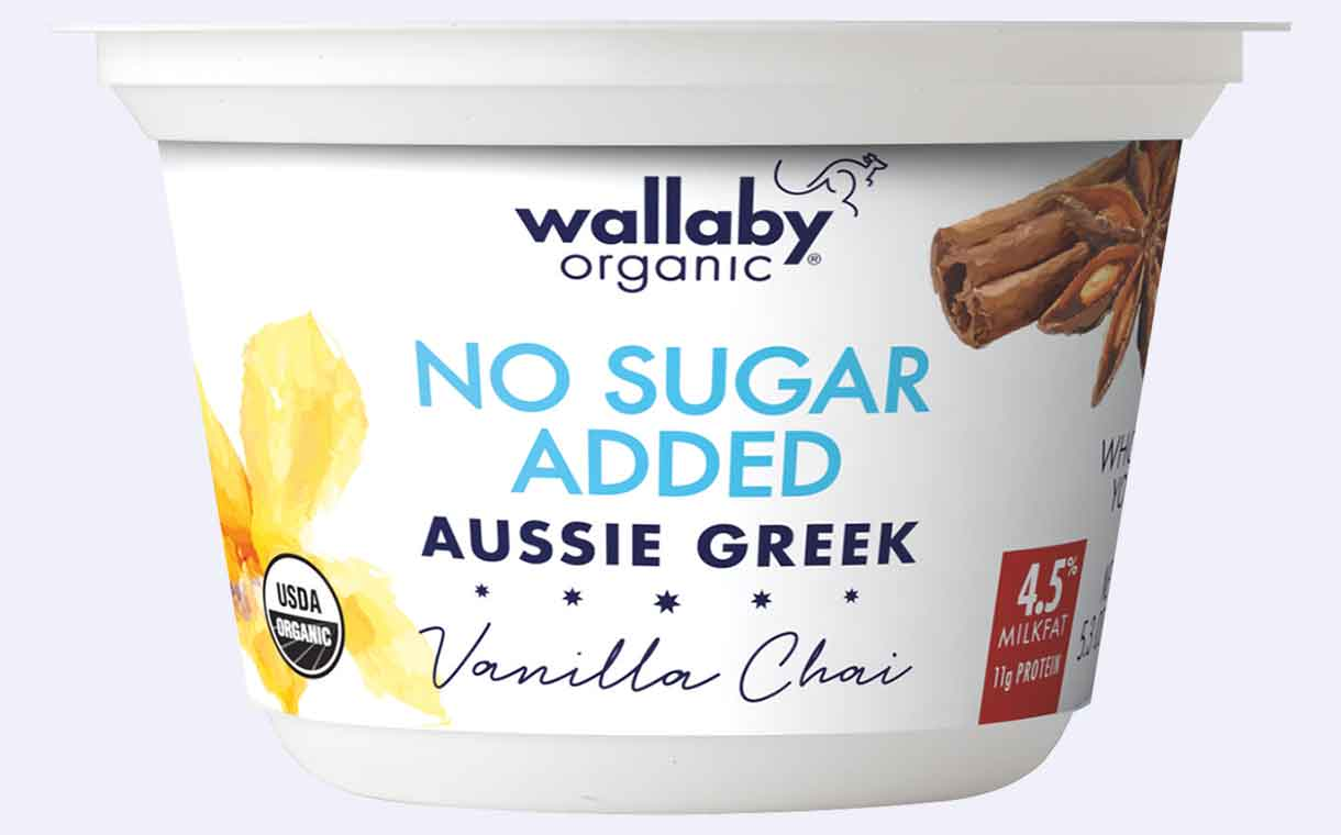 """Image result for no sugar added"""" is written on the packaging"""