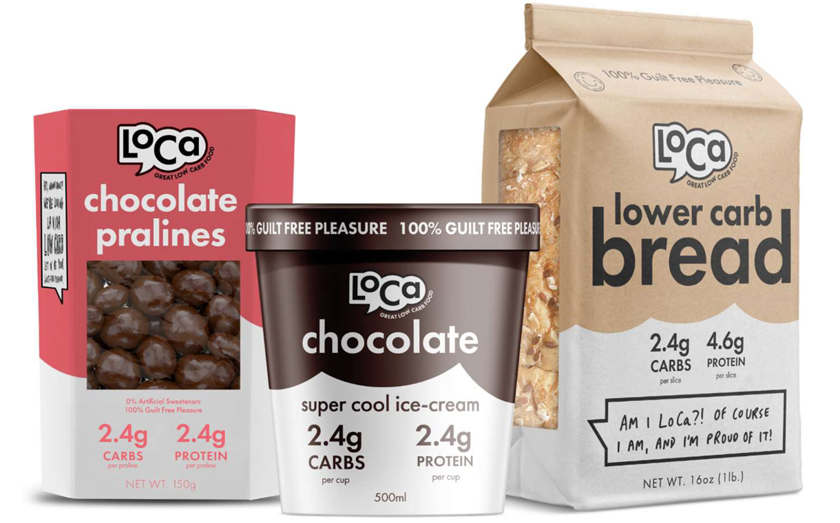 The food brand bringing low-carb products into the mainstream