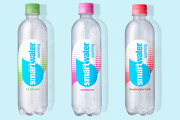 Coca-Cola's Smartwater ventures into flavoured sparkling category
