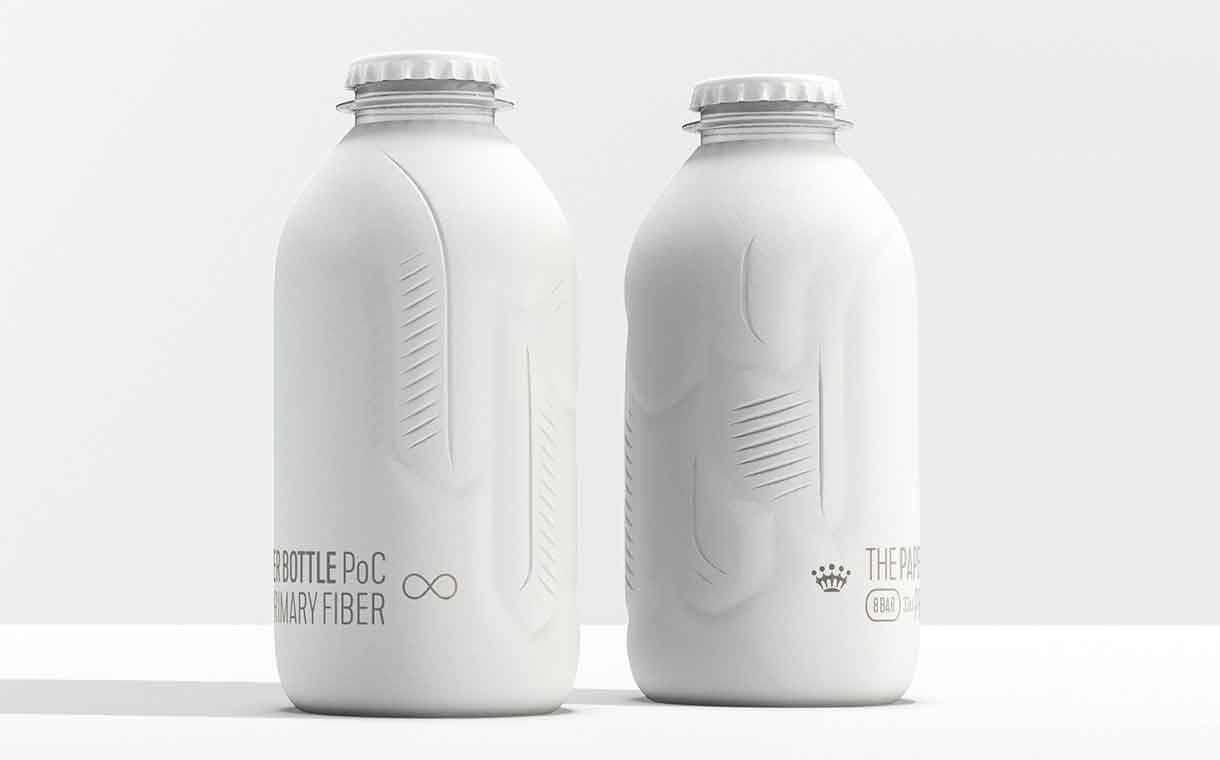 Alpla and BillerudKorsnäs unite for sustainable bottle project