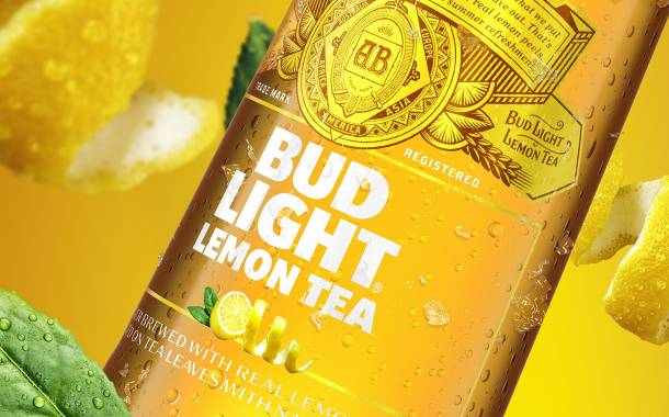 Bud Light makes lemon its next brewed citrus peel flavour