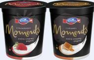 Emmi releases Moments yogurt range with high-cream content