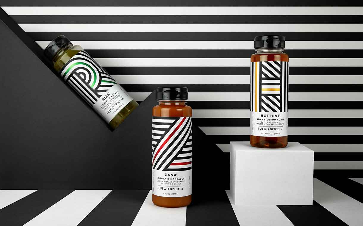 Fuego Spice Co joins forces with Robot Foods to rebrand portfolio