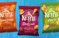 Kettle Chips releases crisp range with fruit and vegetable slices