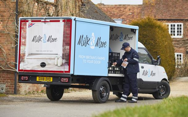 Müller to invest in UK's 'biggest electric fleet' for milk deliveries