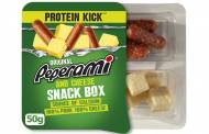 Jack Link's introduces Peperami and Cheese Snack Box in the UK
